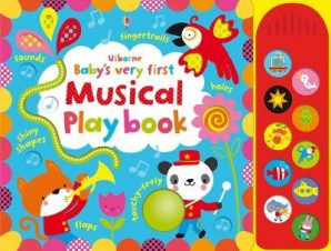 BABYS VERY FIRST TOUCHY-FEELY MUSICAL P