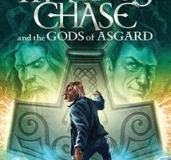MAGNUS CHASE AND THE GODS OF ASGARD, BOO