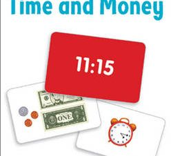 TIME AND MONEY (FLASH KIDS FLASH CA