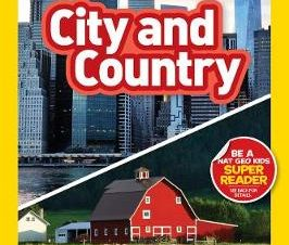 NATIONAL GEOGRAPHIC READERS: CITY/COUNTR