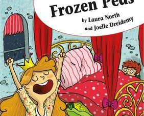 PRINCESS AND THE FROZEN PEAS
