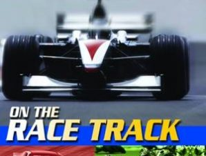 ON THE RACE TRACK