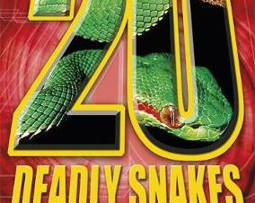 EDGE : ULTIMATE 20: DEADLY SNAKES