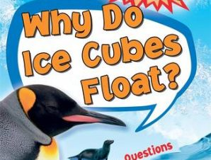 WHY DO ICE CUBES FLOAT? QUESTIONS AND AN