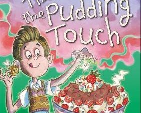 BOY WITH THE PUDDING TOUCH