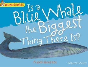 IS A BLUE WHALE THE BIGGEST THING THERE
