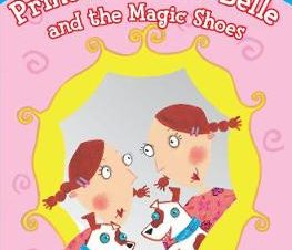 PRINCESS MIRROR-BELLE AND THE MAGIC SHOE