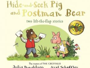 HIDE-AND-SEEK PIG AND POSTMAN BEAR PB