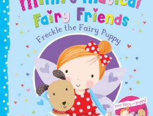 FRECKLE THE FAIRY PUPPY PB