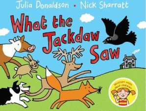 WHAT THE JACKDAW SAW HB