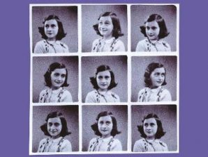 THE LIFE OF ANNE FRANK PB
