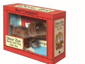 DEAR ZOO BOOK AND PUPPY GIFT SET PACK