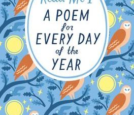 READ ME: A POEM FOR EVERY DAY OF THE PB