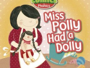 COMICS FOR PHONICS MISS POLLY HAD A DOLL
