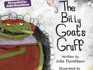 JULIA DONALDSON PLAYS THE TROLL, THE BEE