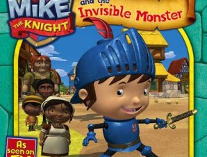 MIKE THE KNIGHT AND THE INVISIBLE MONSTE