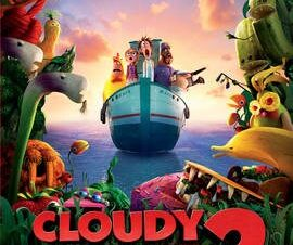 CLOUDY WITH A CHANCE OF MEATBALLS 2: MOV