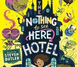 NOTHING TO SEE HERE HOTEL