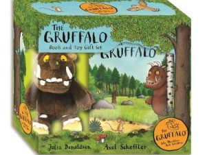 THE GRUFFALO BOOK AND TOY GIFT SET