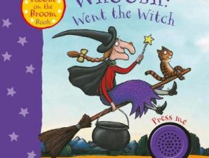 WHOOSH! WENT THE WITCH: A ROOM ON THE BR