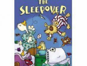 The Sleepover with Gameboard