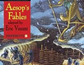 CLASSICS ILLUSTRATED : AESOPS FABLES