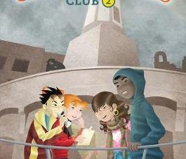 The Code Busters Club Haunted Lighthouse Case 2