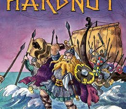 HARALD HARDNUT NEW EDITION (NOV)