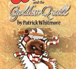 COOKIE AND THE GOLDEN QUILL