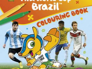 OFFICIAL 2014 FIFA WORLD CUP BRAZIL COLO