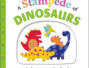 PICTURE FIT: A STAMPEDE OF DINOSAURS