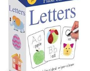 ALPHAPRINTS FLASHCARDS: ABC
