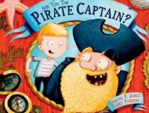 ARE YOU THE PIRATE CAPTAINx