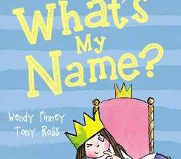 WHATS MY NAMEx (THE NOT SO LITTLE PRINC