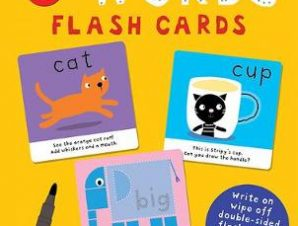 ARTY MOUSE FLASH CARDS WORDS