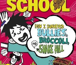 MIDDLE SCHOOL 4: HOW I SURVIVED BULLIES