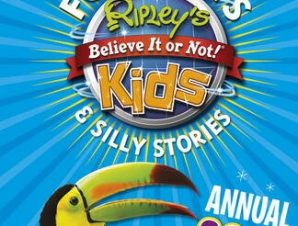 RIPLEYS FUN FACTS AND SILLY STORIES ACT
