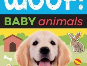 STICK & LEARN BABY ANIMALS