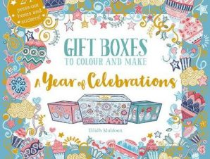 GIFT BOXES TO COLOUR AND MAKE: A YEAR OF