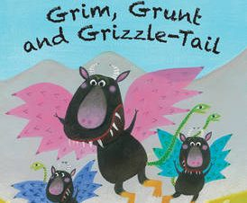 Grim, Grunt and Grizzle-Tail