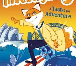 A TASTE FOR ADVENTURE (FOX INVESTIGATES)
