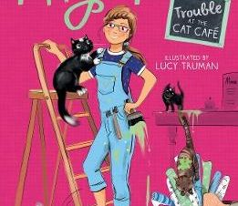 TROUBLE AT THE CAT CAFE? (POPPYS PLACE)