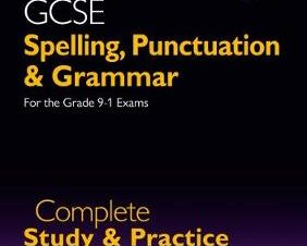 SPELLING, PUNCTUATION AND GRAMMAR FOR GC