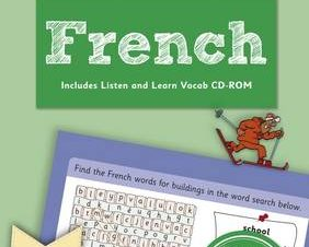PRACTISE & LEARN: FRENCH (AGES 7-9) – WI