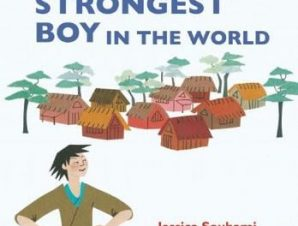 STRONGEST BOY IN THE WORLD