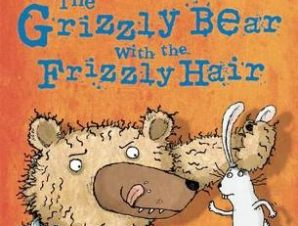 TIME TO READ: THE GRIZZLY BEAR WITH THE