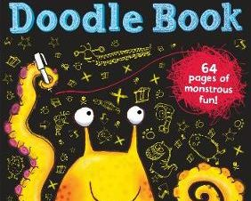 THE MONSTER DOODLE BOOK