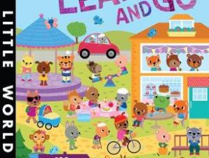 I SPY: LEARN AND GO (MY LITTLE WORLD)