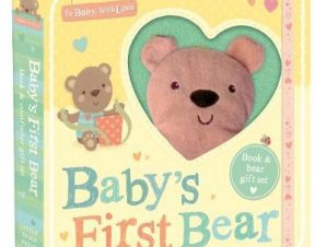BABY'S FIRST BEAR (TO BABY WITH LOVE)
