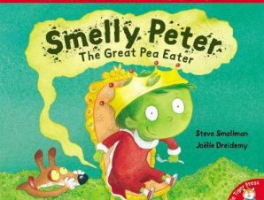 SMELLY PETER: THE GREAT PEA EATER (PICTU